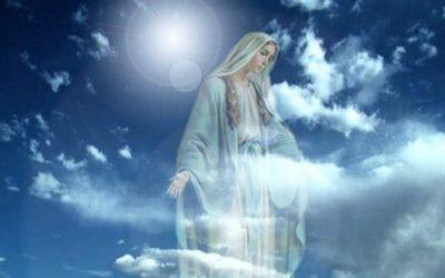8 grudnia ogodz.12.00 GODZINA ŁASKI dla całego świata
